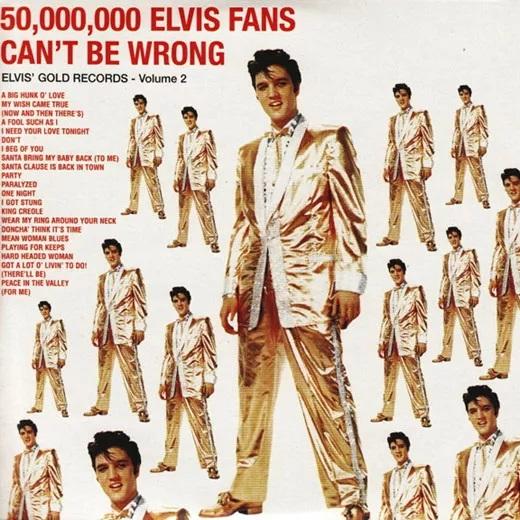 استفاده از خرد جمعی در تبلیغات آلبوم الویس پریزلی