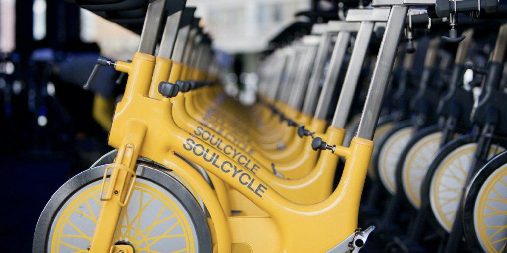 دوچرخه ثابت soulcycle